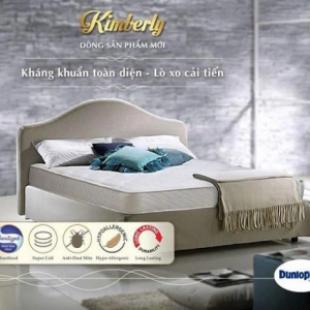 Đệm lò xo Dunlopillo Kimberly